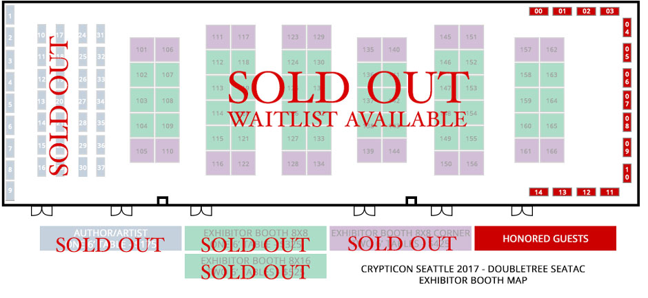 crypticon exhibitor map small