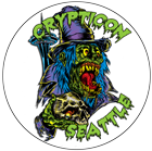 crypticon convention logo